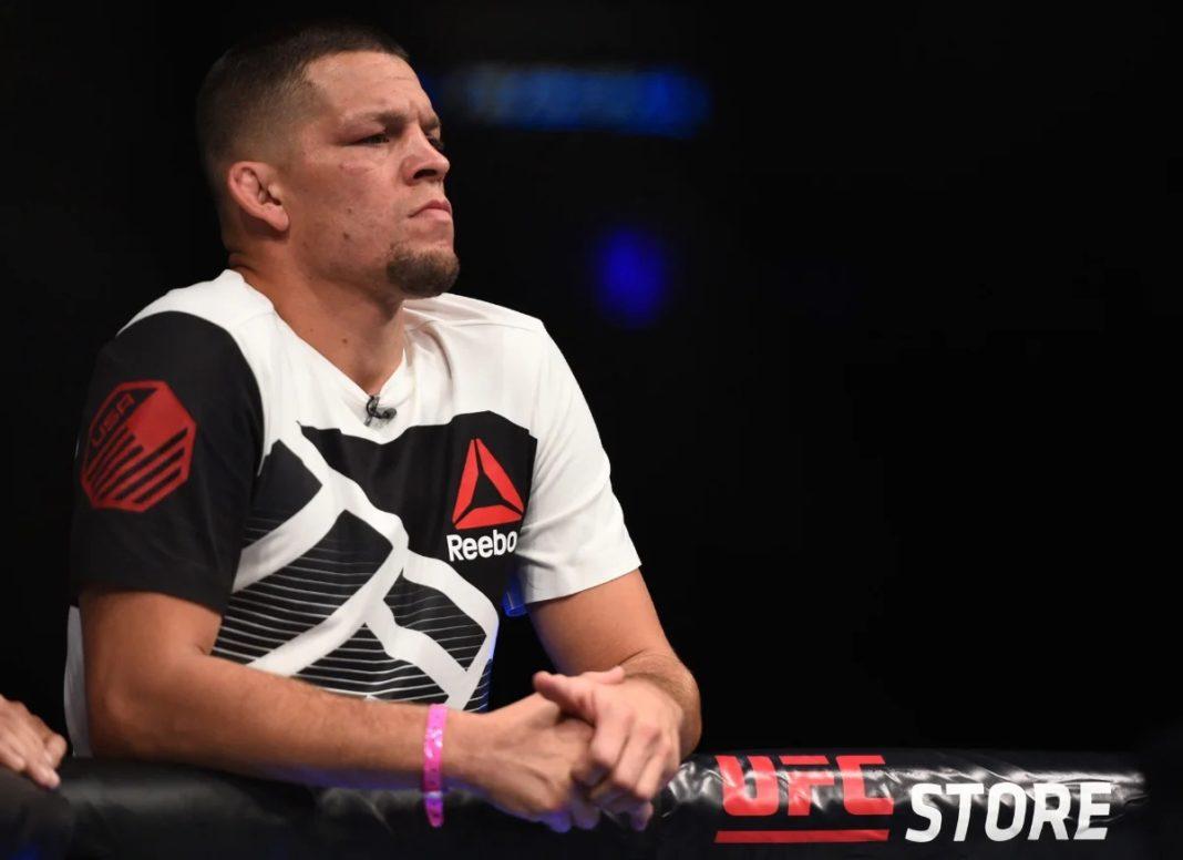 Нейт Диас высмеял жалобы Нганну о гонорарах бойцов UFC: