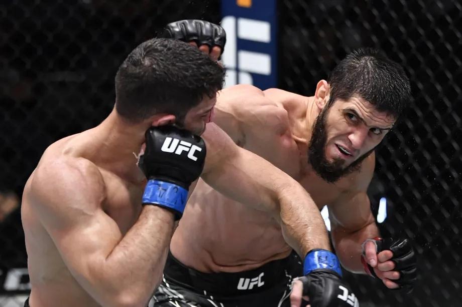 Реакция ММА-сообщества на победу Ислама Махачева над Мойзесом на турнире UFC on ESPN 26