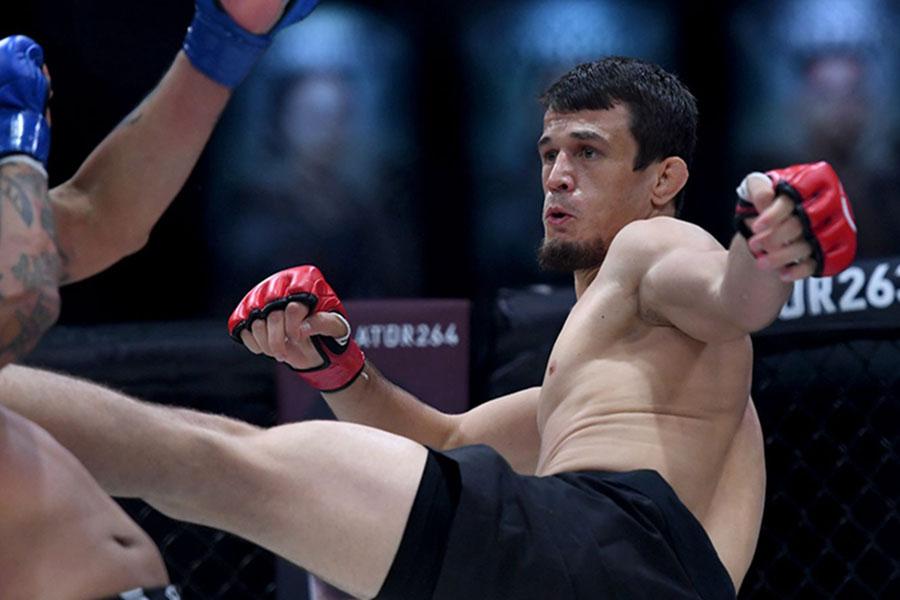 Усман Нурмагомедов о победе на Bellator 263: