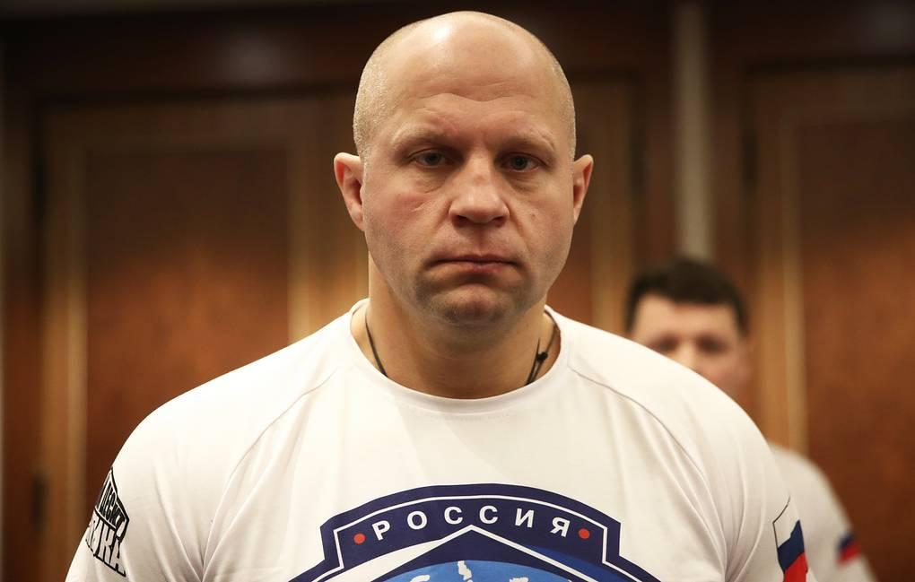Соперником Федора Емельяненко на турнире Bellator в Москве станет Тимоти Джонсон