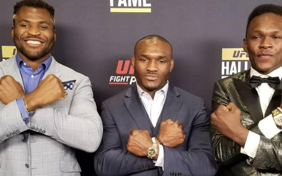 Люк Рокхолд считает, что Усман и Адесанья обязаны поддержать Нганну в переговорах с UFC