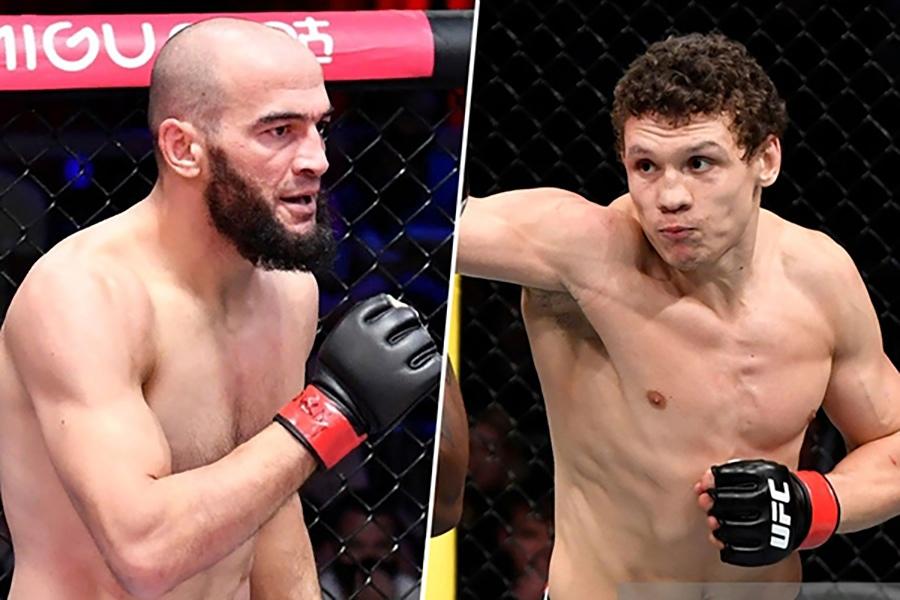 Альберт Дураев подерется с Романом Копыловым на UFC 267
