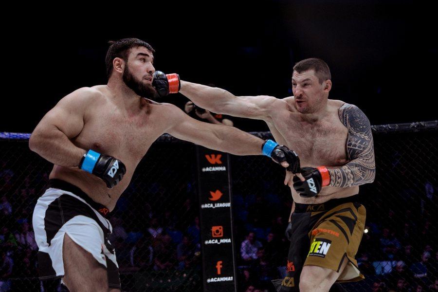 Евгений Гончаров убежден, что проведет реванш с Вахаевым: