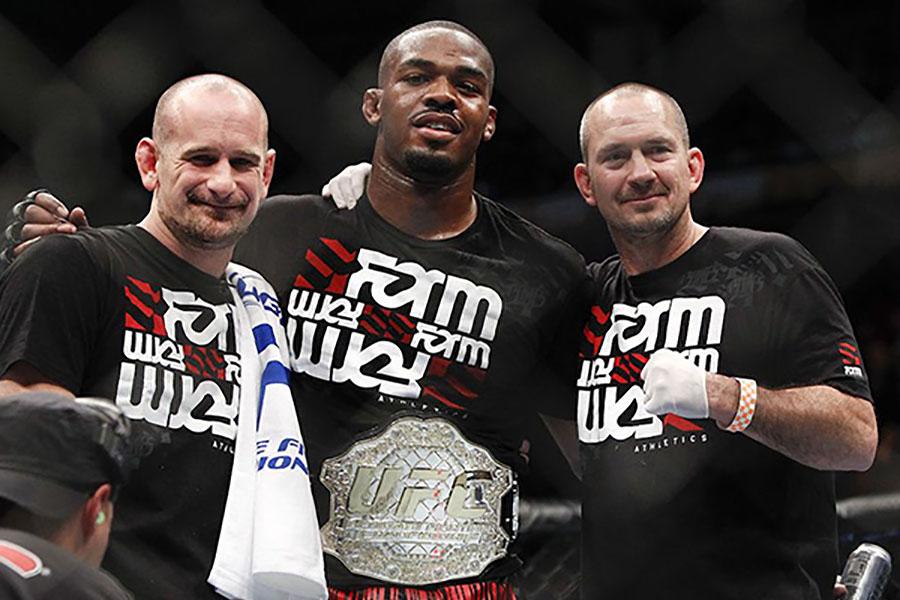 Джона Джонса временно исключили из зала Jackson Wink MMA после недавнего ареста